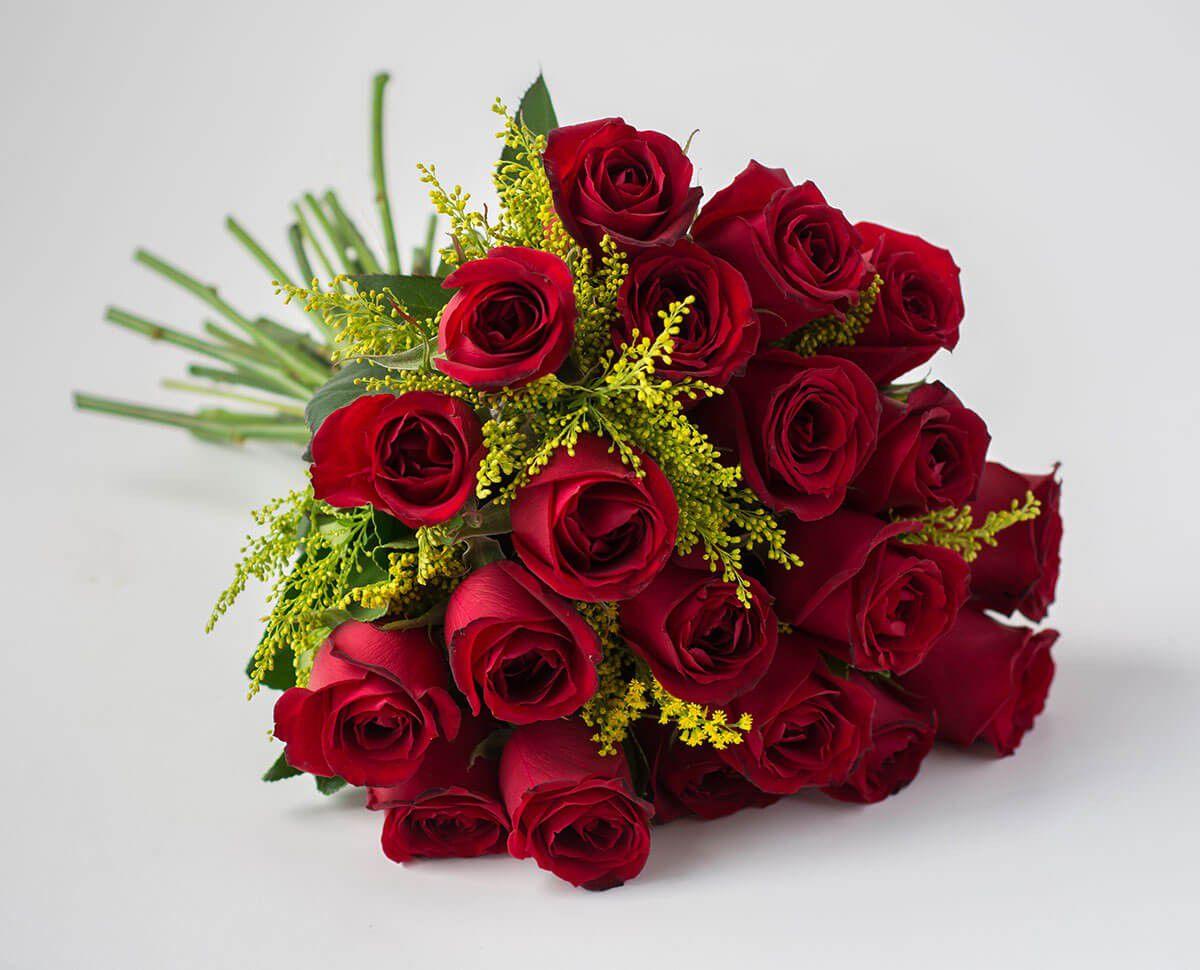 1251 Ramalhete rosas vermelhas