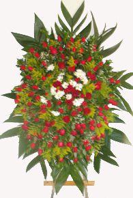 1696 Coroa de Flores Saudades Eternas