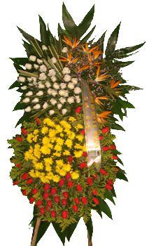 1701 Coroa de Flores Com Amor