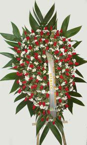 1702 Coroa de flores Último Adeus