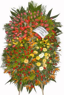1703 Coroa de Flores Mega