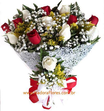 1864 Buquê Duo 15 rosas