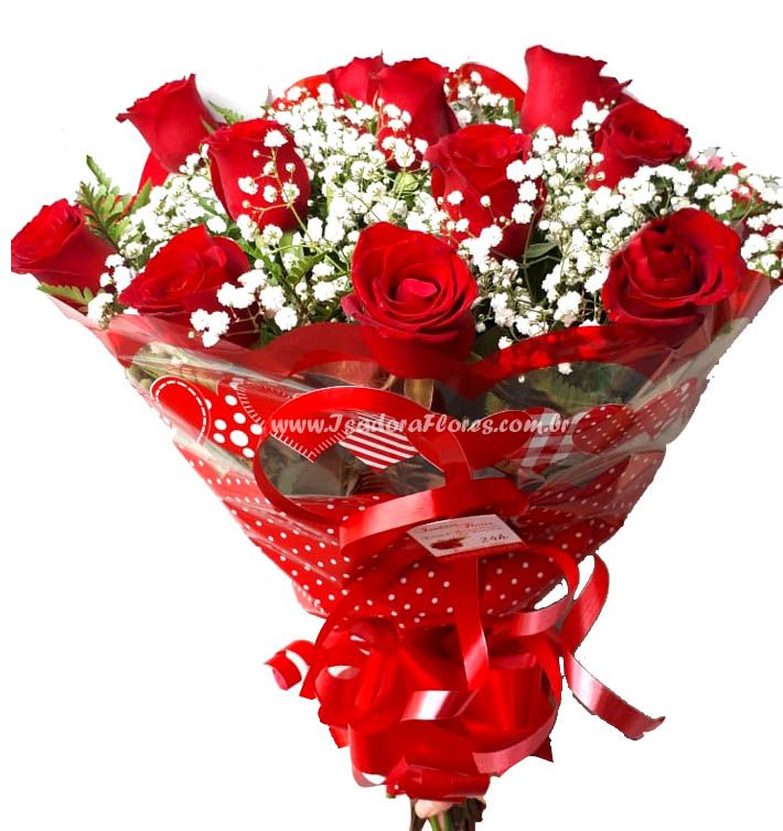 2093 1 Dúzia de Rosas