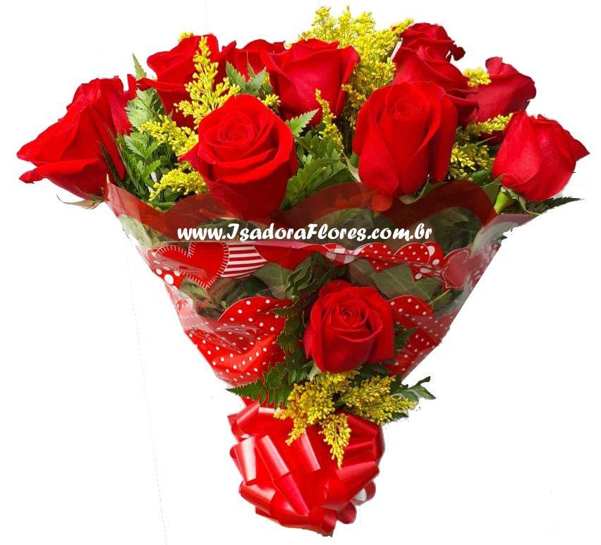 2186 Romântico Rosas Colombianas