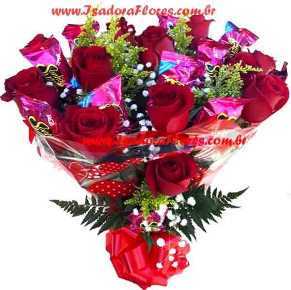 2285 Sonho de Valsa com rosas vermelhas