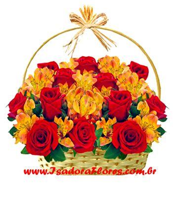 2429 Cesta astro e rosas