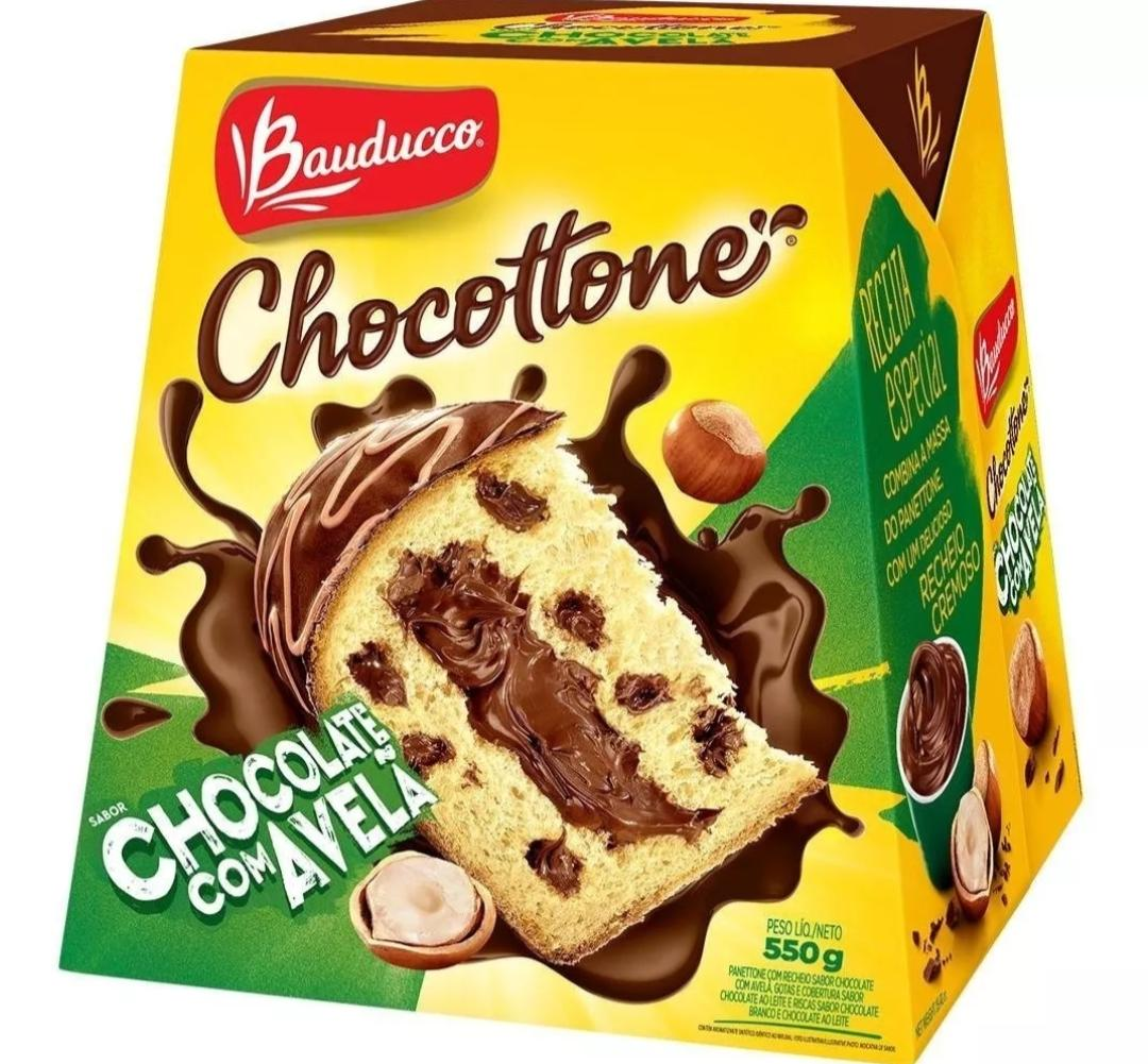 2750 Chocottone Bauducco