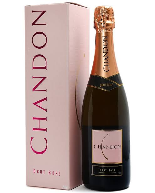 2758 Espumante Chandon Brut Rosé 750ml.