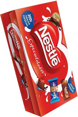 2801 Caixa de Bombom Nestle