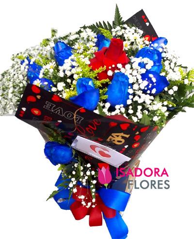 2835 Rosa Azul especial Lux