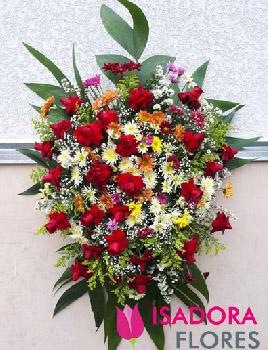 2864 Coroa de Flores Eterna Saudade