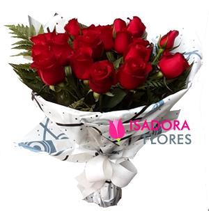 2883 ♥Majestade ♥ com 20 Rosas ♥