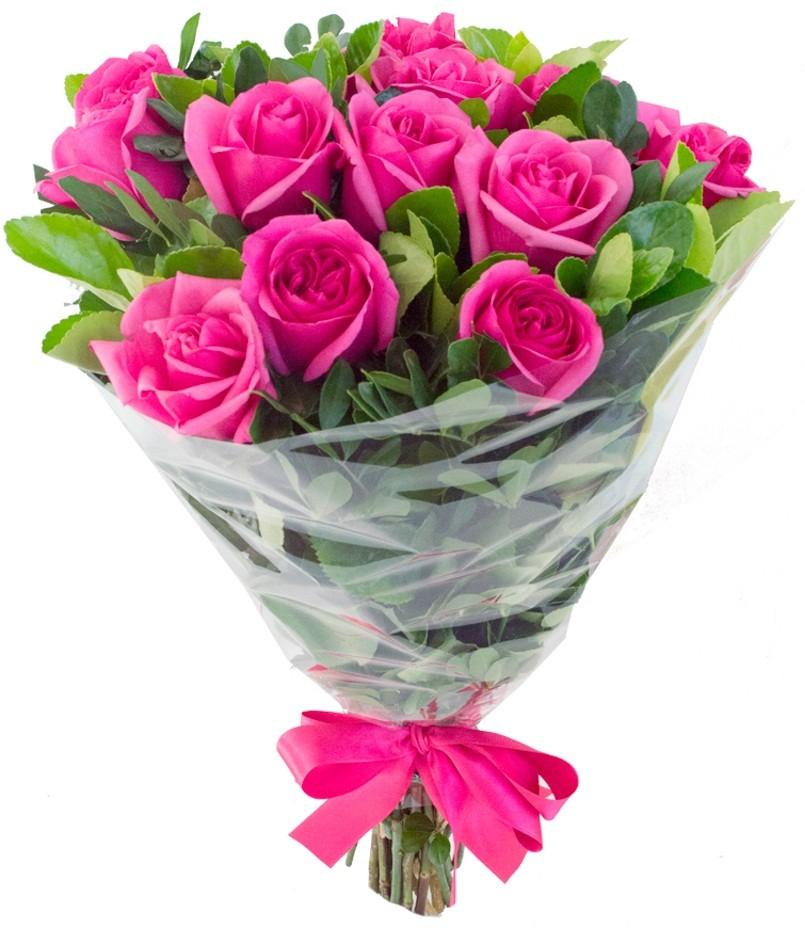 2999 Buquê rosas cor de rosa