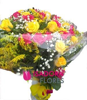 3079 Buquê 24 rosas