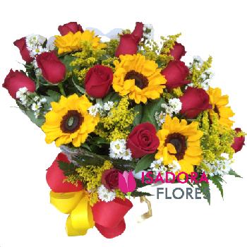 3896 Girassóis e Rosas