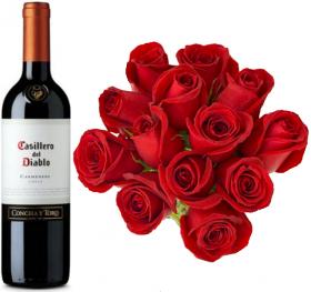 3913 Rosas e Vinho
