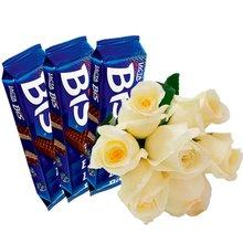 3952 Surpresa!! Bis e Rosas Brancas