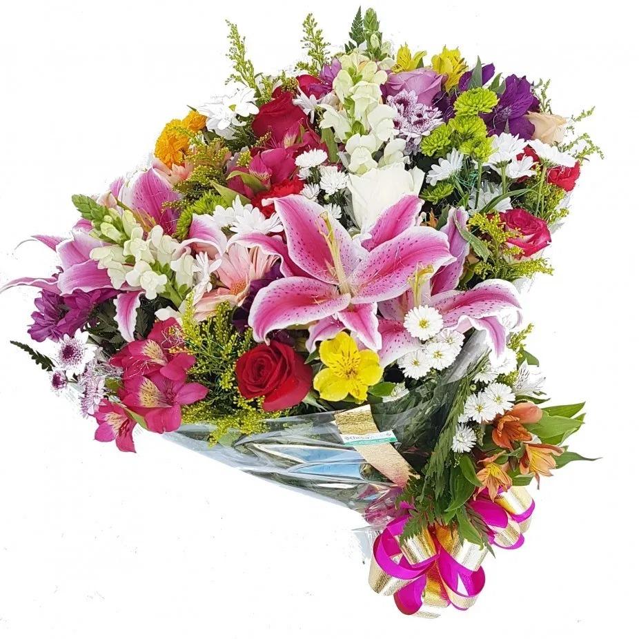 4361 Buquê de Flores do campo Gracioso
