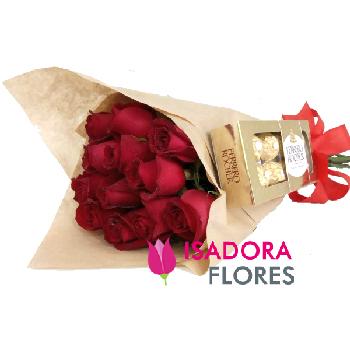 4411 Doce Kraft Roses
