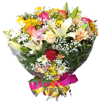 4649 Mix Flowers