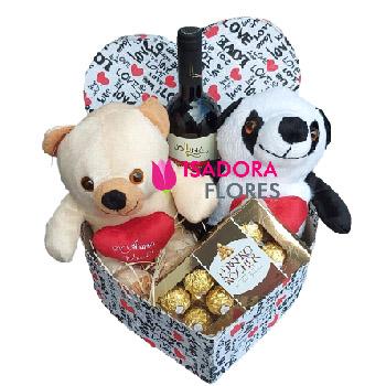 4958 Box love casal