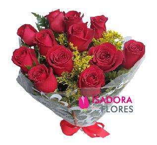 5131 Buquê com Rosas vermelhas