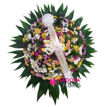 5136 Coroa de flores do campo Especial