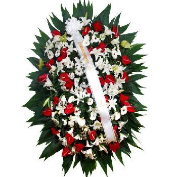 5137 Coroa de Flores Memorial da Vida
