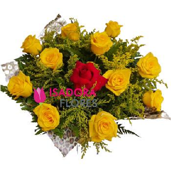 5290 Rosas amarelas