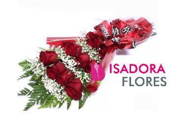 5556 Ramalhete de 12 Rosas